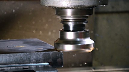 milling machine, editing