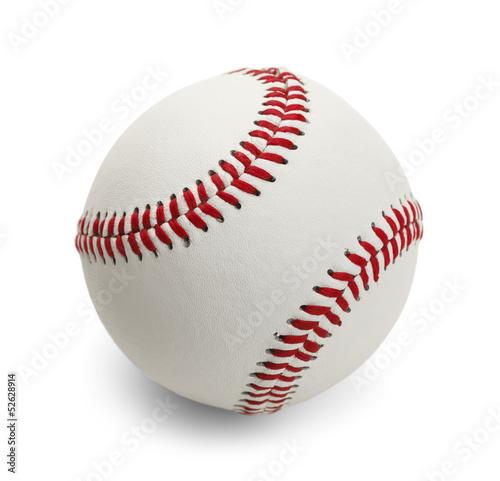 Leinwanddruck Bild Baseball