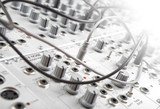 modular synth poster