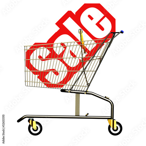 Sale trolley copy
