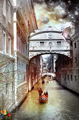 Venice dreams series - 52634324