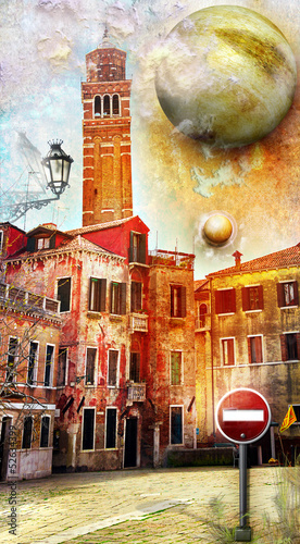 Venice dreams series - 52634399