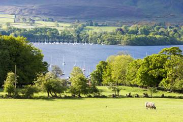 Ullswater, Lake District, Cumbria, England