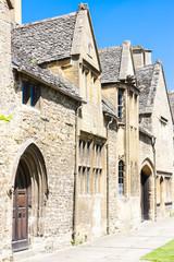 House of Wiliam Grevel, Chipping Camden, Gloucestershire, Englan