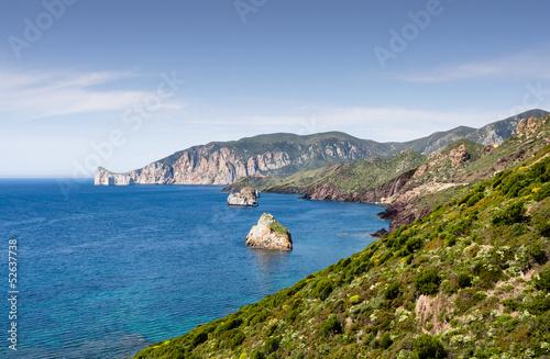 Sardegna, costa del Sulcis Iglesiente
