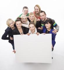 Studentengruppe, freigestellt