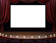 Cinema movie theater. Room for text or copy space - 52640983
