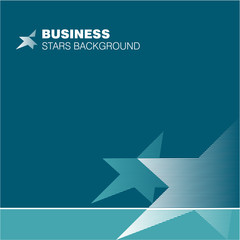 Business background. Stars background.