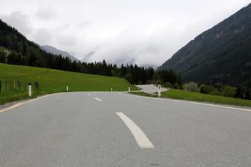 Sölkpass Passstraße