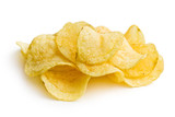 crispy potato chips