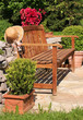 Gartenbank, garden bench