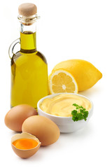 ingredients of mayonnaise
