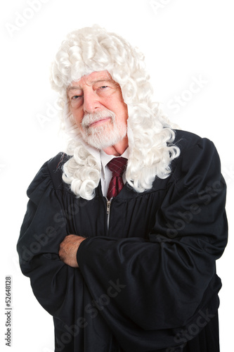 British Judge - Skeptical