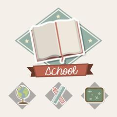 notebook emblem