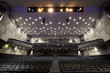 Interior of cinema auditorium. - 52649735
