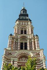 Blagoveshensky cathedral in Kharkov, Ukraine