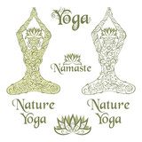 Nature Yoga elements