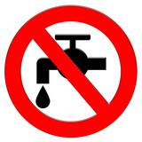 Divieto rubinetto 2