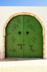 Porte tunisiène
