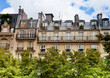 Häuser  in Paris - Frankreich