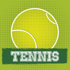 tennis ball design