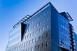 modernes Bürogebäude in Berlin - Büro in Deutschland