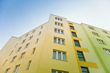 Wohnung in Berlin - modernes Wohngebäude