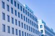 modernes Bürogebäude in Berlin, Deutschland