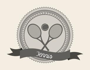 tennis seal
