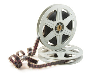 35mm Film In Two Reels