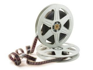 35mm Film In Two Reels