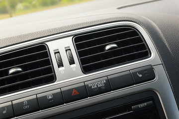 car interior ventilation