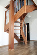 interior stairs wooden - 52660131