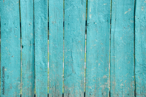 shabby wooden fence