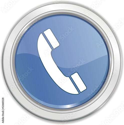 bouton téléphone