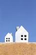 青空、住宅イメージ