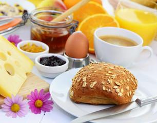 Frühstück, Brötchen