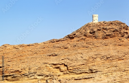 Watchtower, Sur - Oman