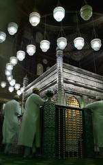 Shrine of Husayn