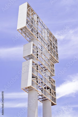 Billboard structure