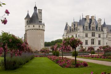 Castello di Chenonceau e giardini - Valle Loira