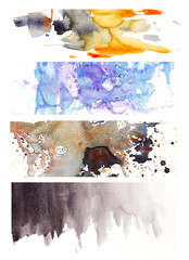 watercolor background 11