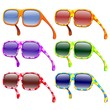 Sunglasses Summer Fashion Colors-Occhiali da Sole Moda Estate