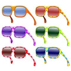 Sunglasses Summer Fashion Colors-Occhiali da Sole Moda Estate