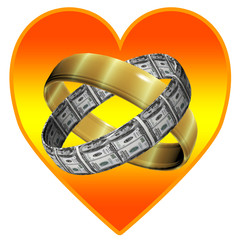 Marriage for love and for money