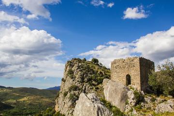 Fortin de Caporalino Haute Corse