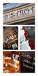 Bistrot, restaurant, café, pub, commerce, repas, cuisine