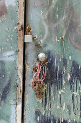 Decayed Door