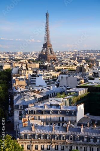 Paris, France - Eiffel Tower