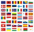 Flags Europe Set